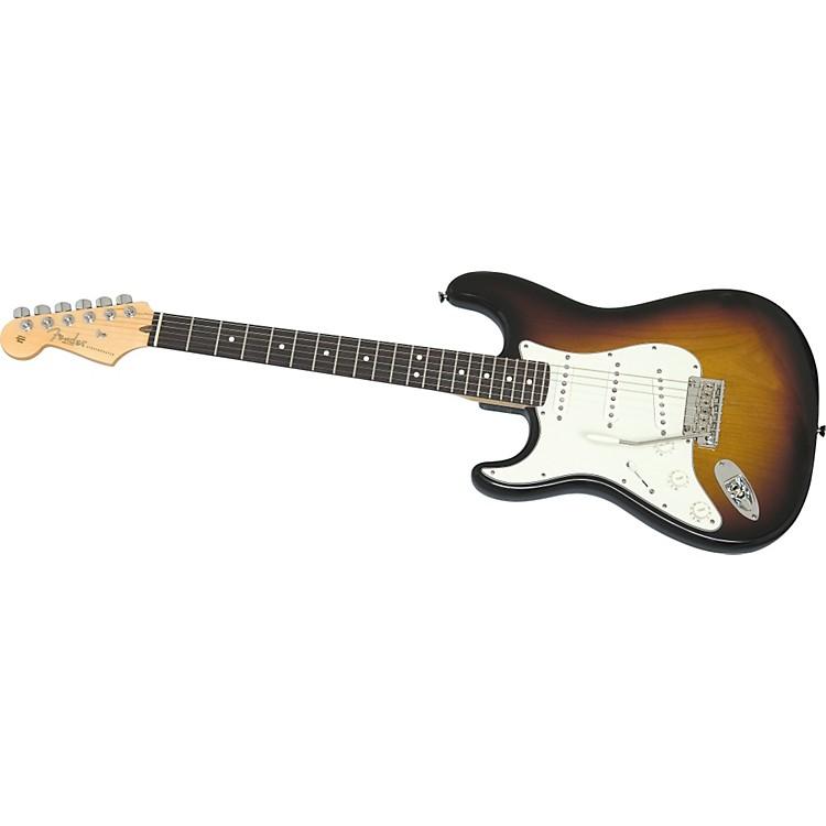 FenderAmerican Standard Stratocaster Left-Handed Electric Guitar3-Color SunburstRosewood Fretboard
