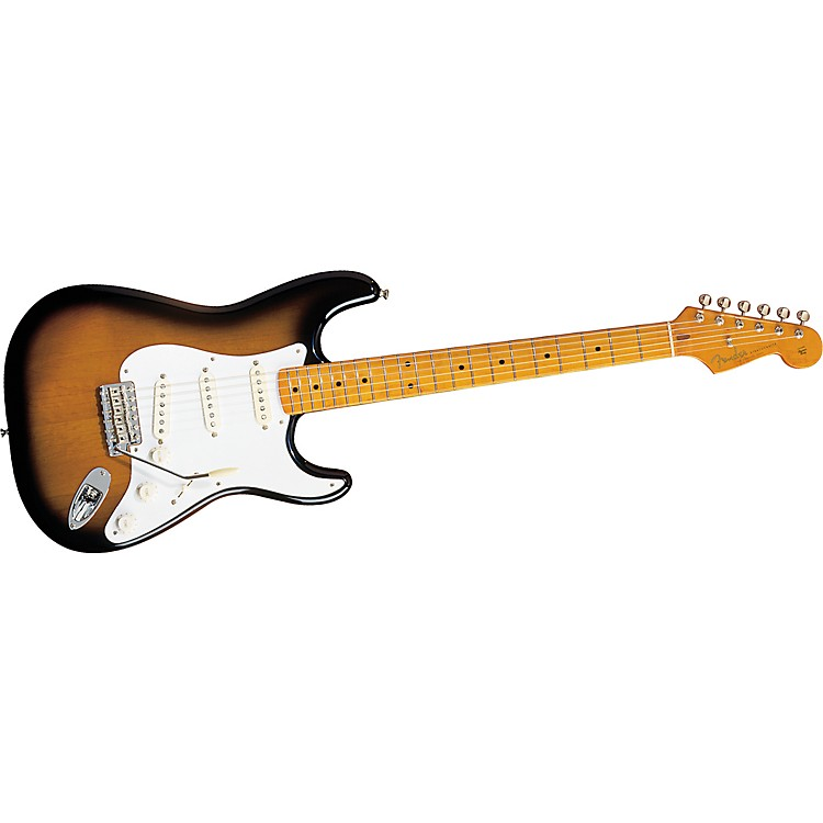 Fender American Vintage '57 Stratocaster Electric Guitar 2-Color Sunburst
