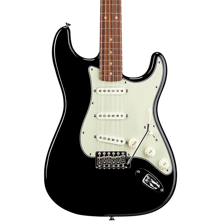 FenderAmerican Vintage '59 Stratocaster Electric GuitarBlackRosewood Fingerboard