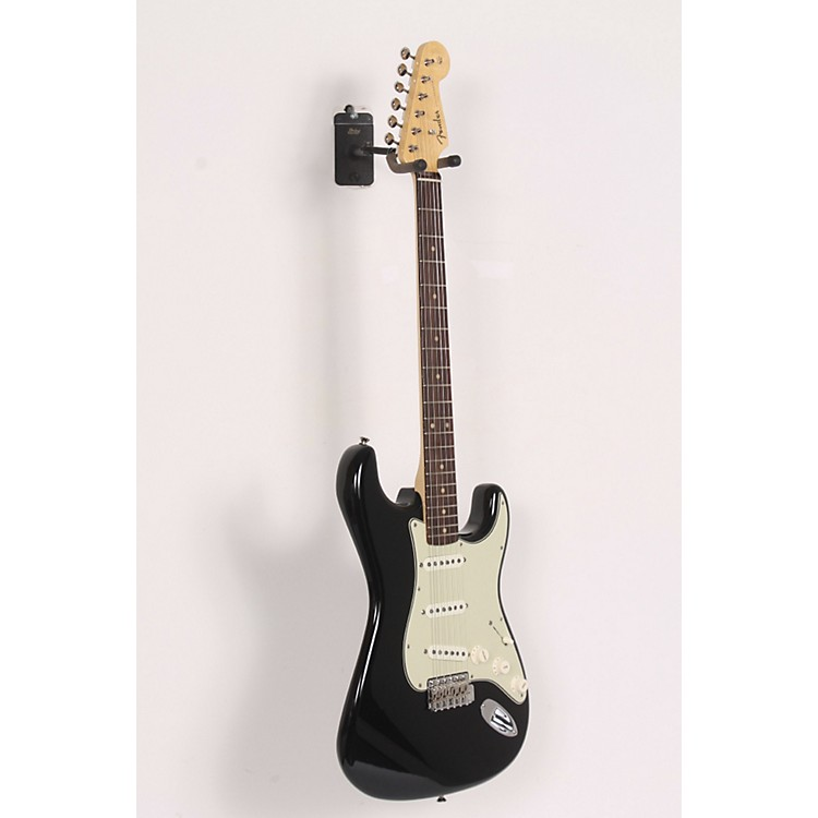 Fender American Vintage '59 Stratocaster Electric Guitar Black 886830499715
