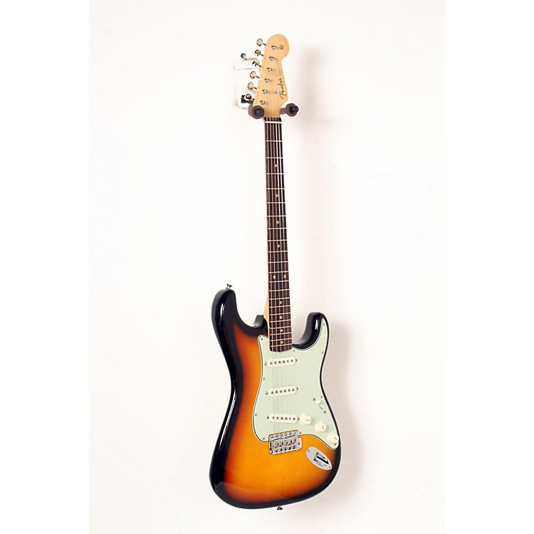 Fender American Vintage '59 Stratocaster Electric Guitar 3-Color Sunburst, Rosewood Fingerboard 888365846217