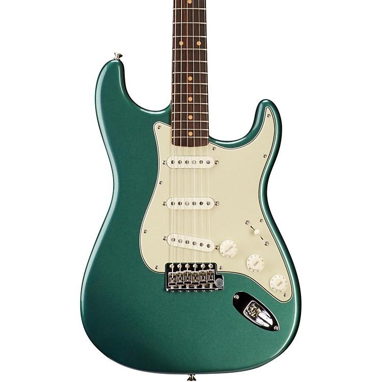 FenderAmerican Vintage '59 Stratocaster Electric GuitarSherwood GreenRosewood Fingerboard