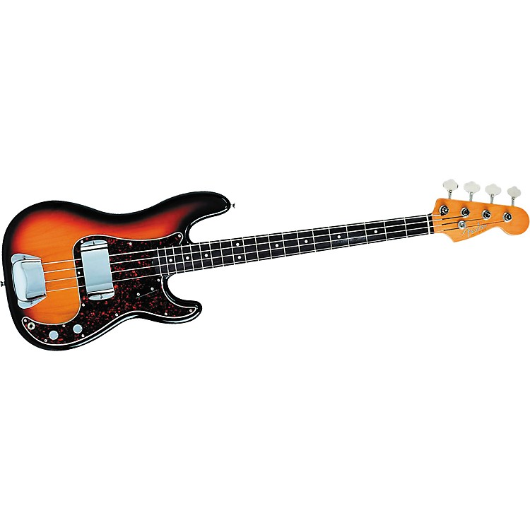 Fender American Vintage '62 Precision Bass 3-Color Sunburst