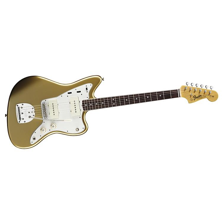 FenderAmerican Vintage '65 Jazzmaster Electric GuitarAztek GoldRosewood Fingerboard