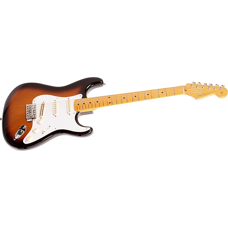 Fender American Vintage Hot Rod '57 Stratocaster Electric Guitar 2-Color Sunburst