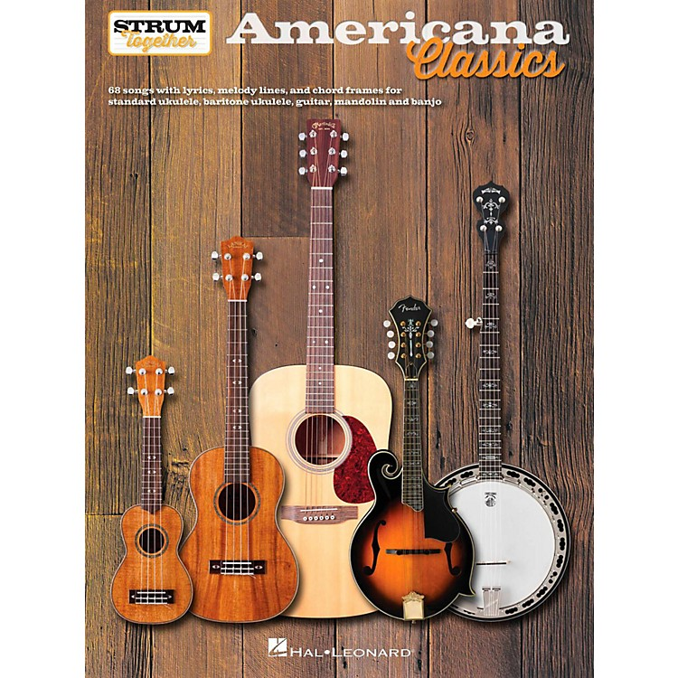 Hal LeonardAmericana Classics - Strum Together
