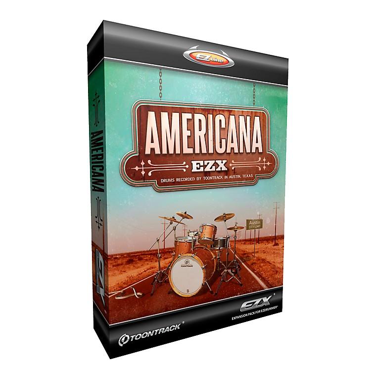 ToontrackAmericana EZX Software Download