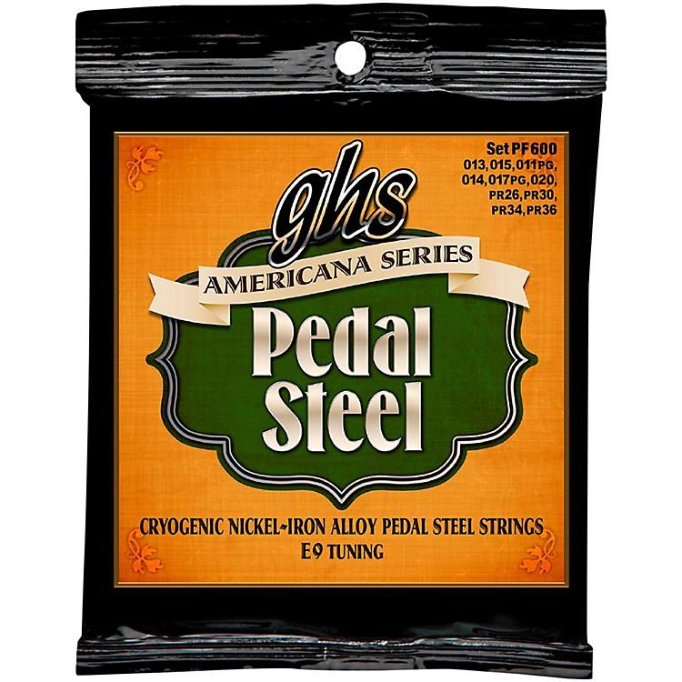 GHSAmericana Pedal Steel Strings E9 Tuning (13-36)
