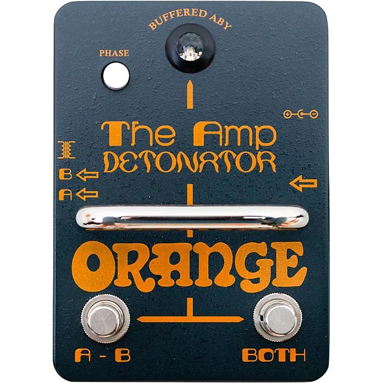 Orange AmplifiersAmp-Detonator ABY Amp Switcher Guitar Pedal