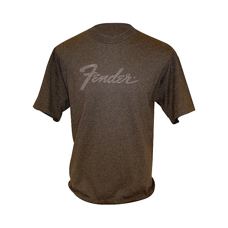 FenderAmp Logo T-ShirtCharcoalExtra Large