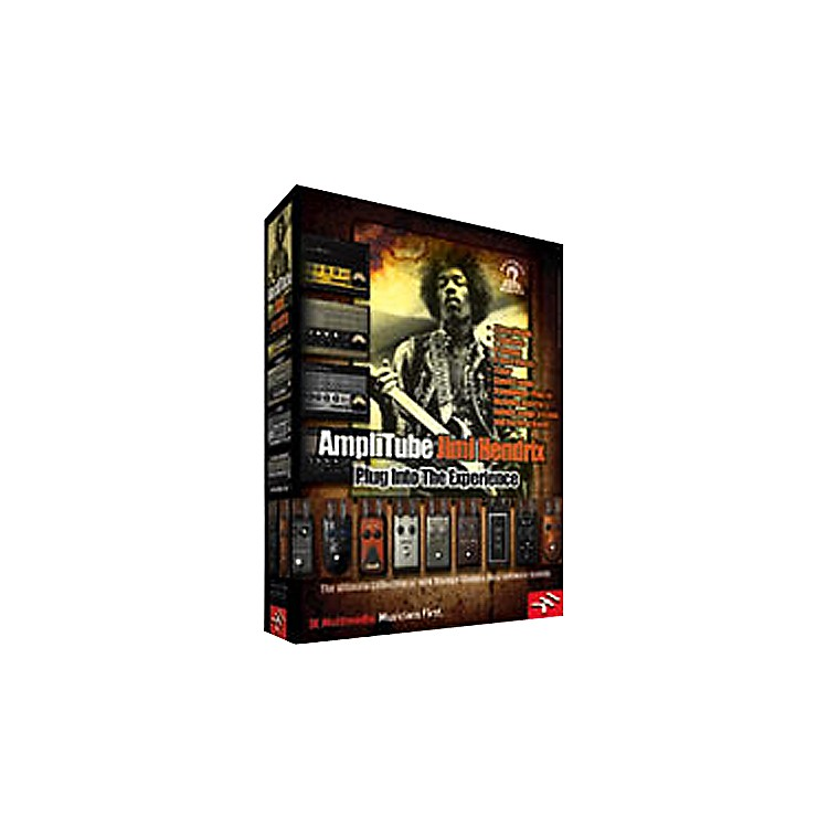 IK Multimedia AmpliTube Jimi Hendrix Software Plug-In