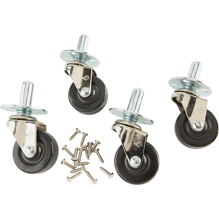 FenderAmplifier Casters with Hardware Set of 4