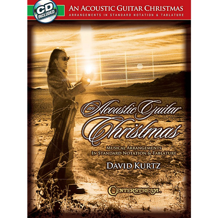 Hal Leonard An Acoustic Guitar Christmas Book/CD