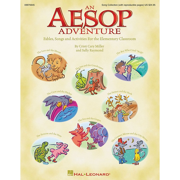 Hal Leonard An Aesop Adventure Classroom Kit