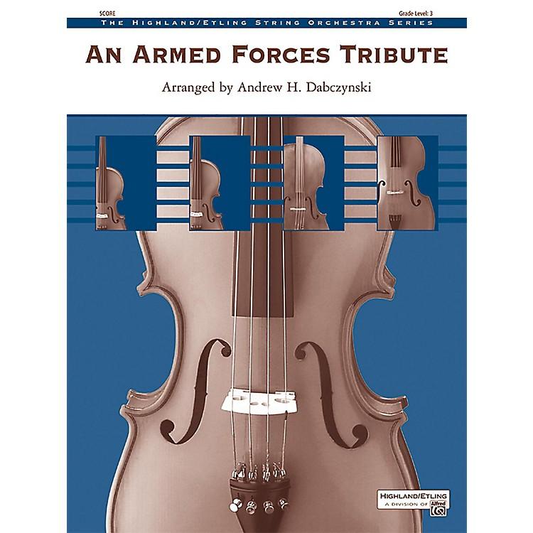 AlfredAn Armed Forces Tribute Grade 3