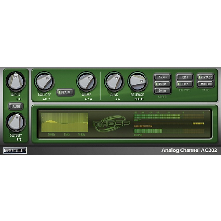 McDSP Analog Channel HD v5 Software Download Software Download