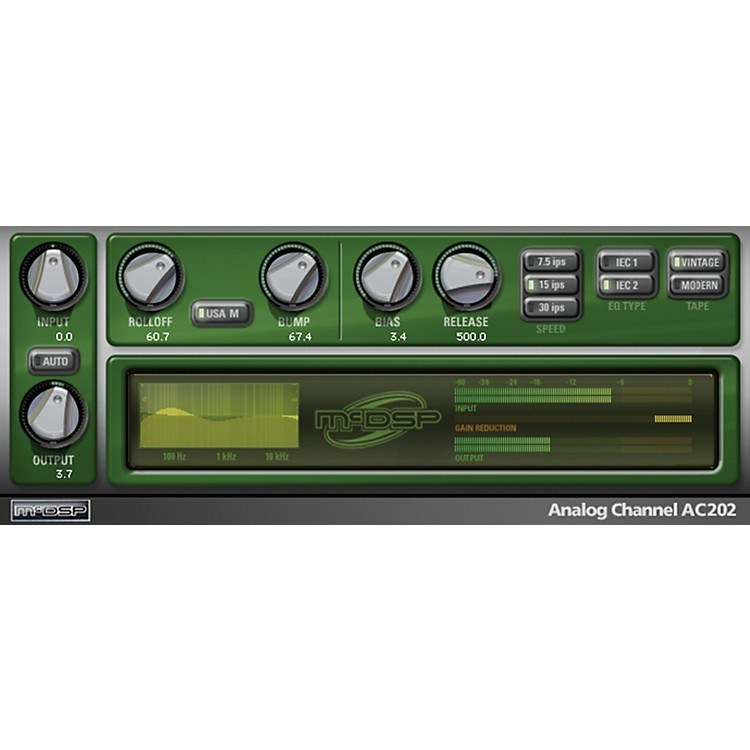 McDSP Analog Channel Native v5 Software Download Software Download