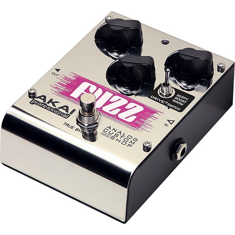 Akai ProfessionalAnalog Custom Shop Tri-Mode Fuzz Guitar Effects Pedal