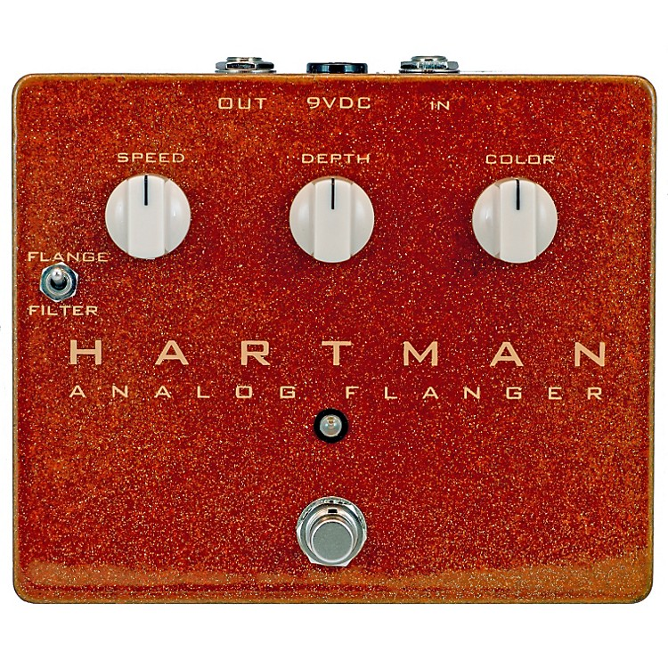 Hartman ElectronicsAnalog Flanger Guitar Effects Pedal