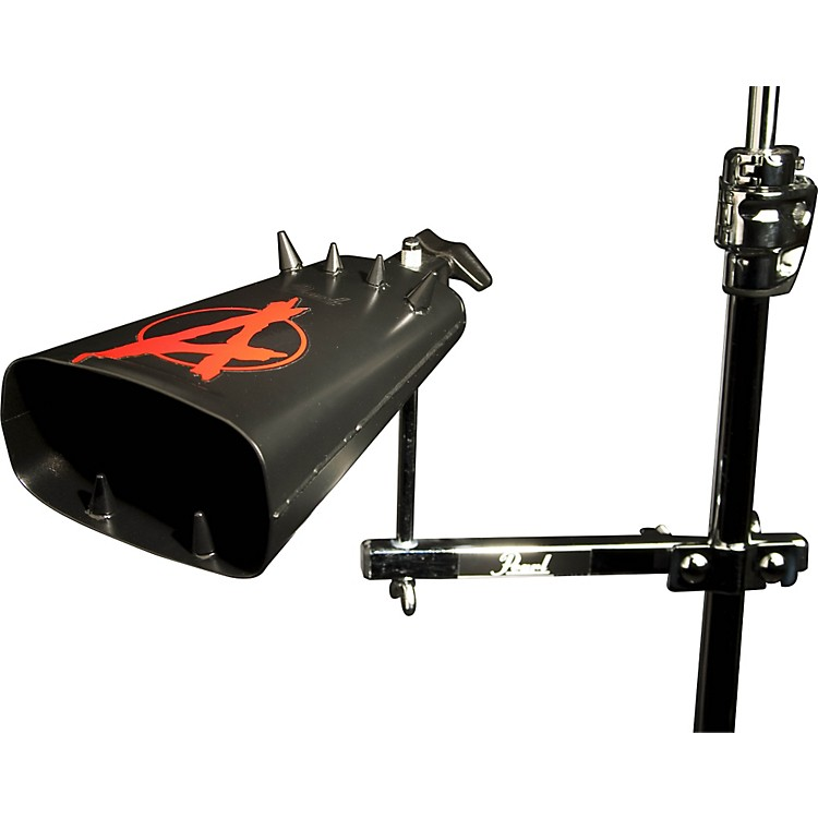 Pearl Anarchy Cowbell with Mount