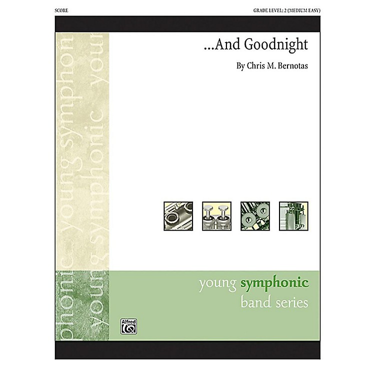 Alfred And Goodnight Concert Band Grade 2 Set