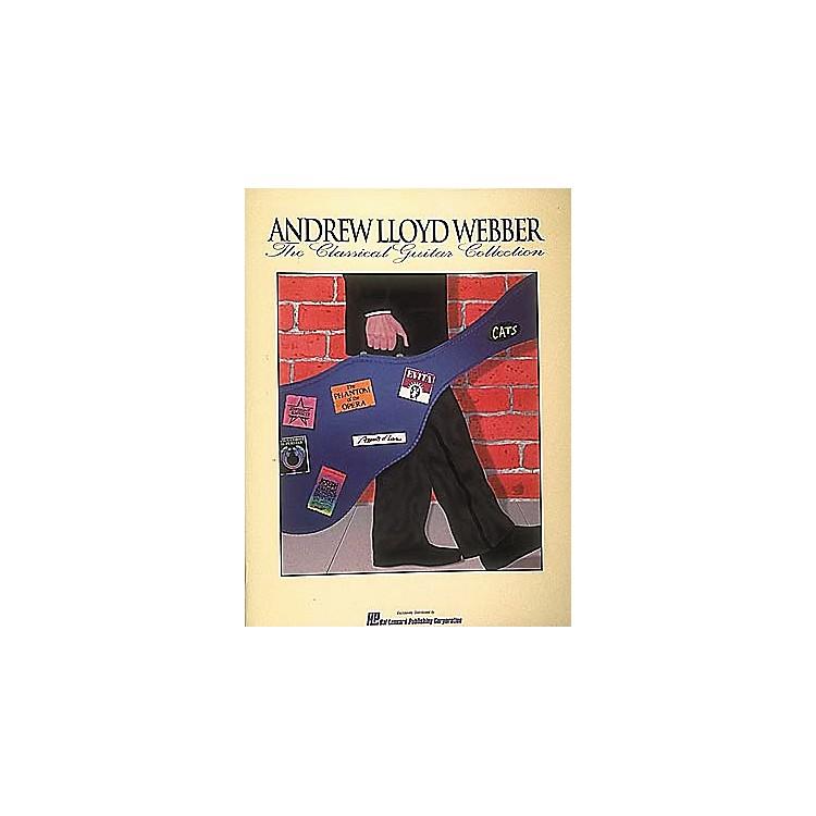 Hal LeonardAndrew Lloyd Webber - The Classical Guitar Collection