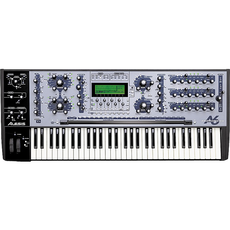 Alesis Andromeda 61-Key Analog Synth