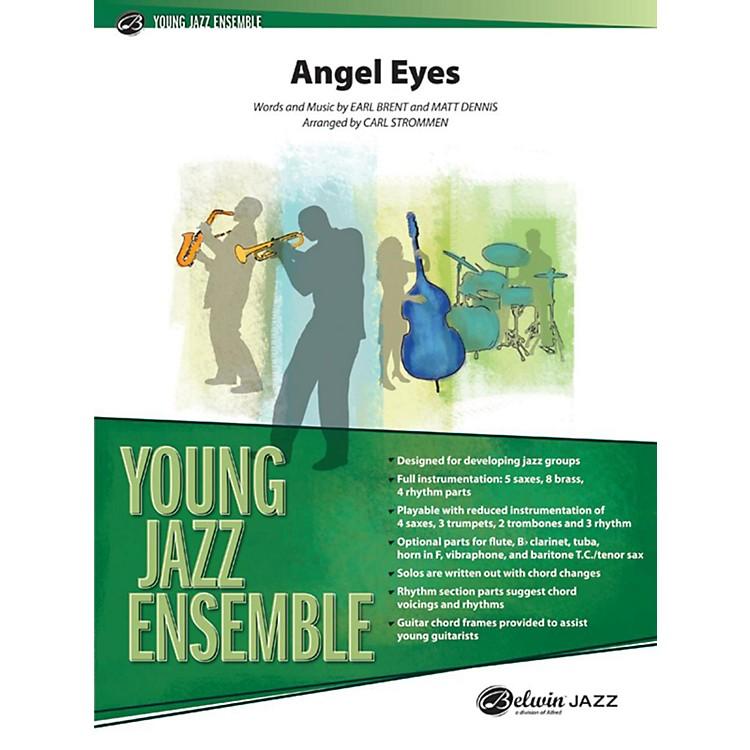 AlfredAngel Eyes Jazz Band Grade 2