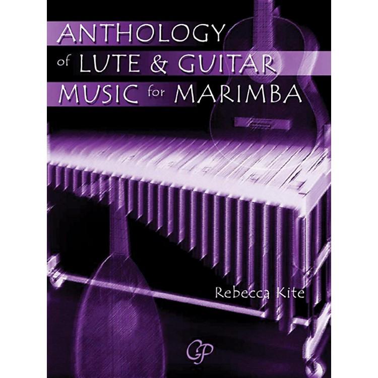 AlfredAnthology of Lute & Guitar Music for Marimba Book & CD