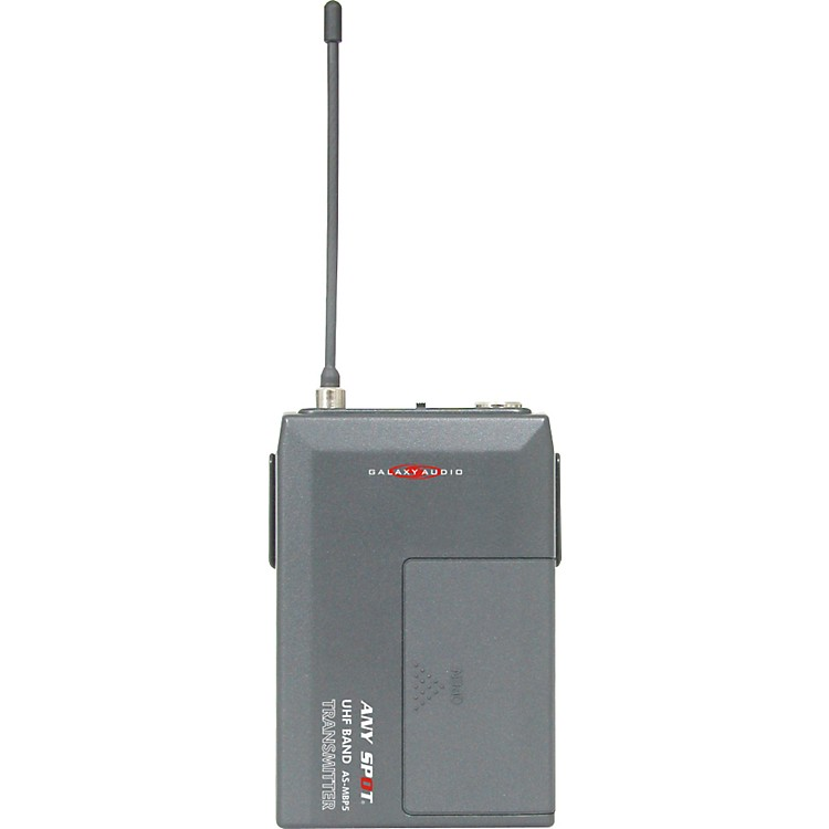 Galaxy Audio Any Spot AS-MBP5 Bodypack Transmitter