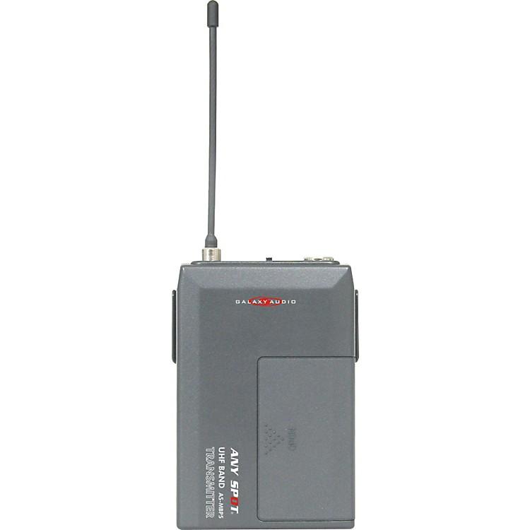 Galaxy AudioAny Spot AS-MBP5 Bodypack Transmitter