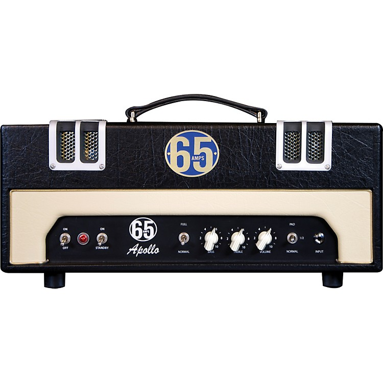 65amps Apollo 50W Tube Bass Amp Head