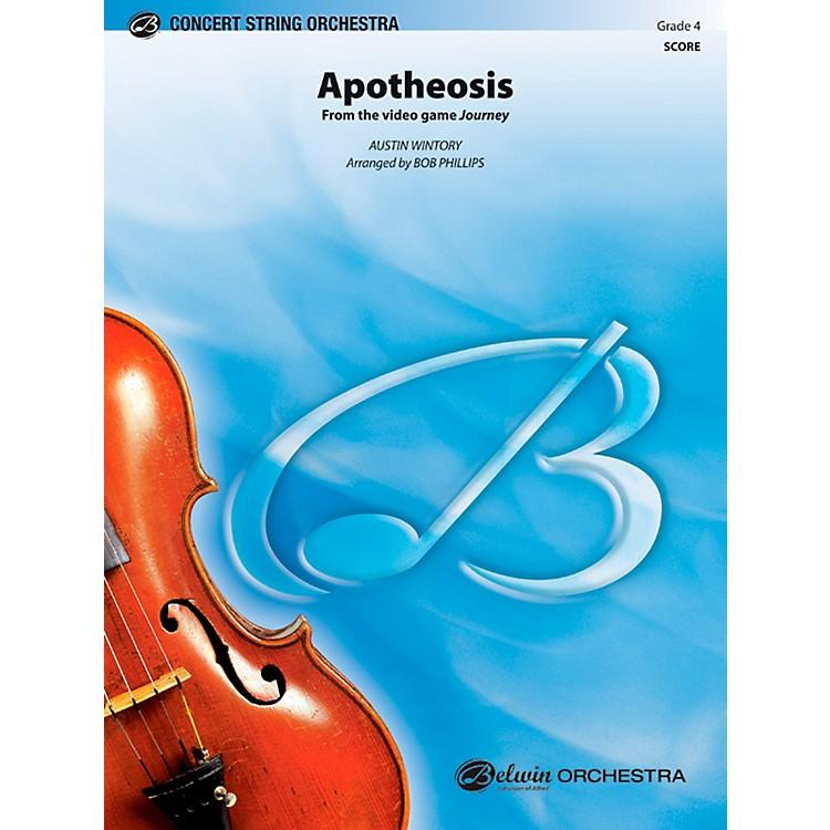 AlfredApotheosis Concert String Orchestra Grade 3.5 Set