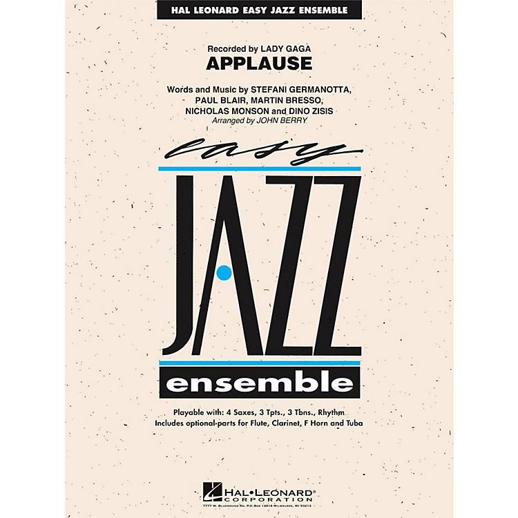 Hal LeonardApplause - Easy Jazz Ensemble Series Level 2
