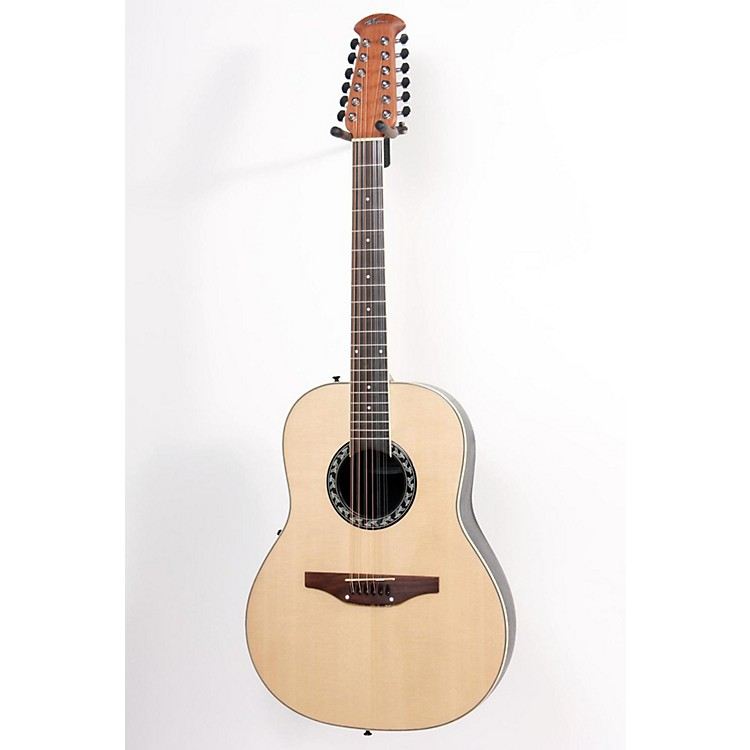 Ovation Applause Series AE35 12 String Acoustic-Electric Guitar Natural 886830775161