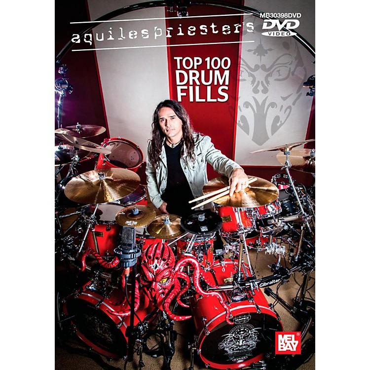 Mel BayAquiles Priester's Top 100 Drum Fills DVD
