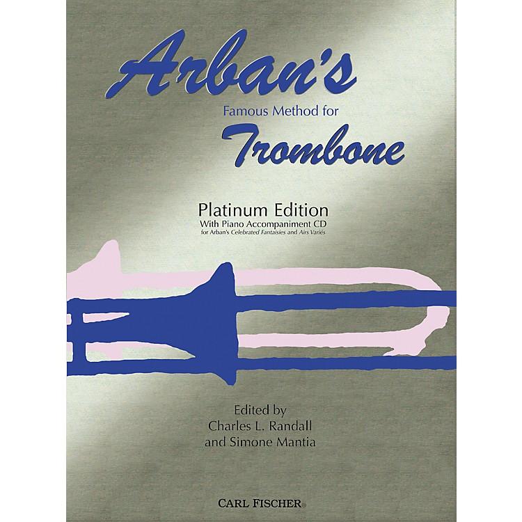 Carl FischerArban's Famous Method for Trombone, Platinum Edition (Book/CD)