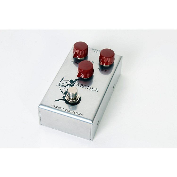 Rockett PedalsArcher Boost Overdrive Guitar Effects Pedal888365798431