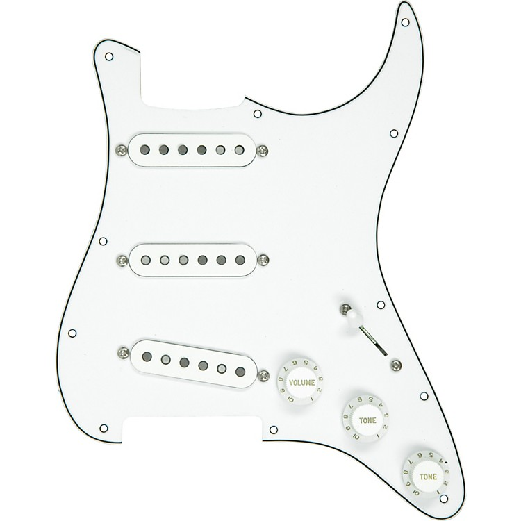DiMarzio Area Model Prewired Pickguard