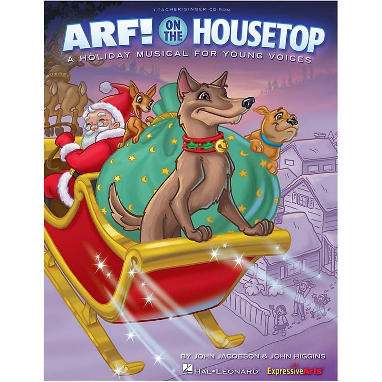 Hal LeonardArf! On The Housetop Preview Pak