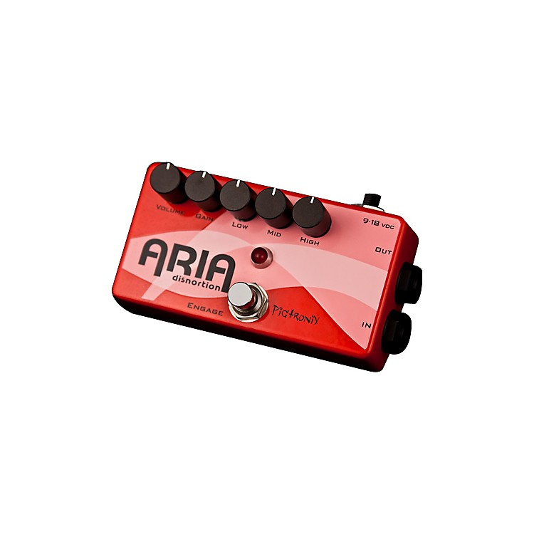 Pigtronix Aria Overdrive Guitar Effects Pedal