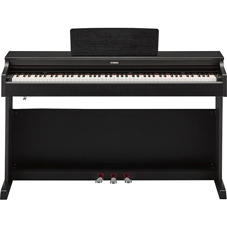 YamahaArius YDP-163 88-Key Digital Console Piano with BenchBlack Walnut