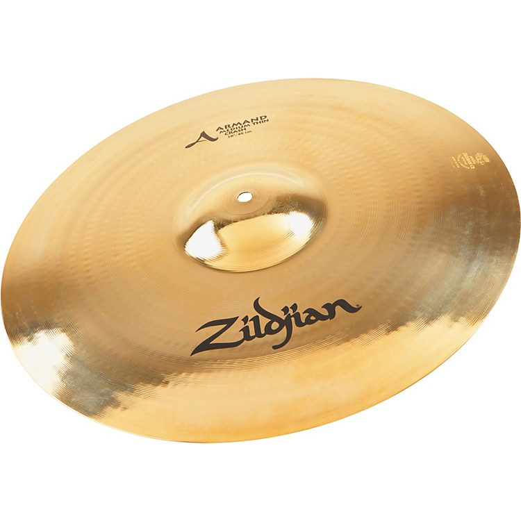 Zildjian Armand Medium Thin Crash Cymbal Brilliant