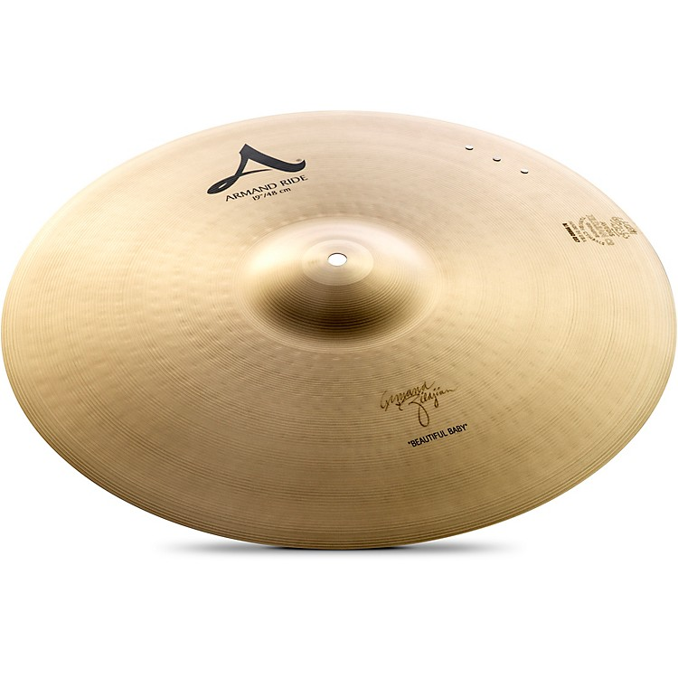 Zildjian Armand Signature Ride Cymbal  19 Inches