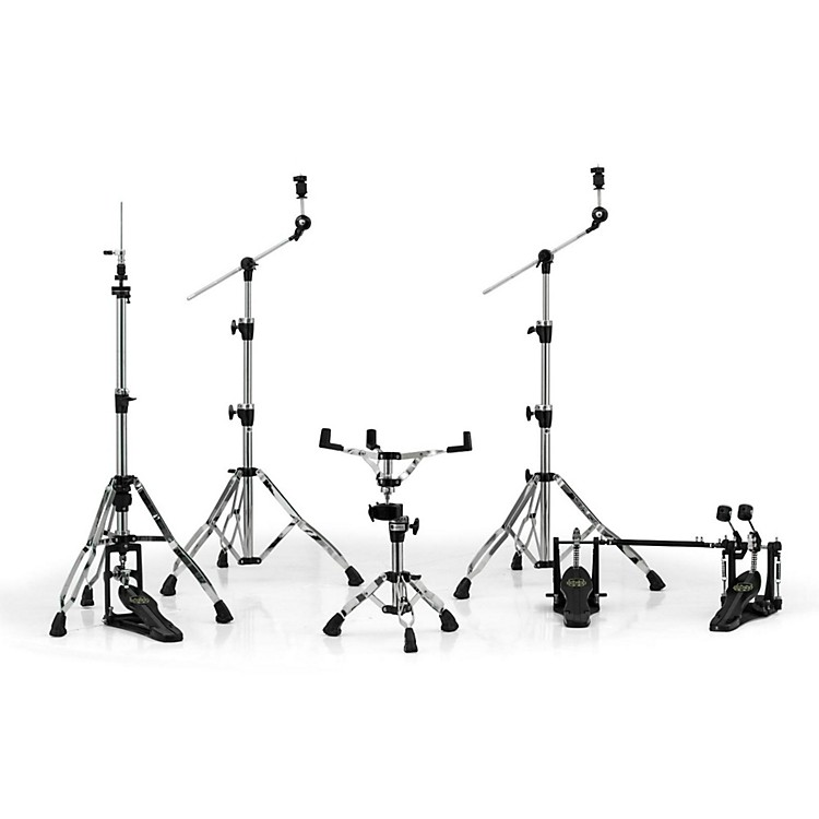 MapexArmory Series HP8005BC 5-Piece Hardware Pack with Double Pedal