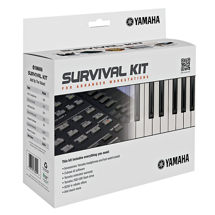 YamahaArranger Workstation Survival Kit  (PSRS650/PSRS750/PSRS950/PSRA2000/TYROS4)