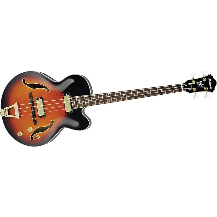 IbanezArtcore AFB200 Hollowbody Electric Bass Guitar
