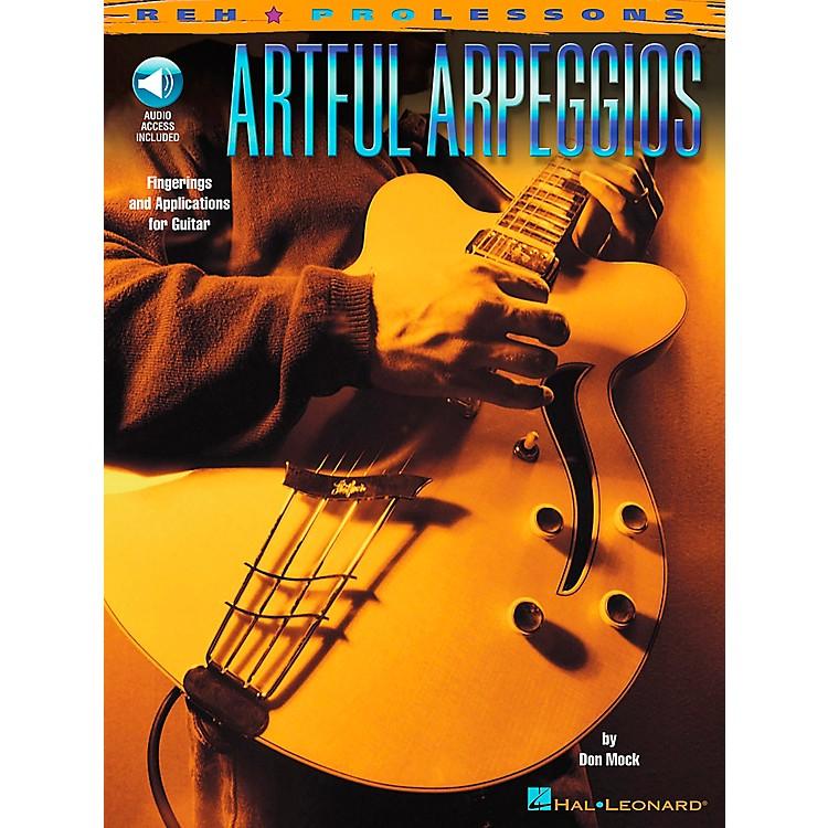 REHArtful Arpeggios (Book/CD)