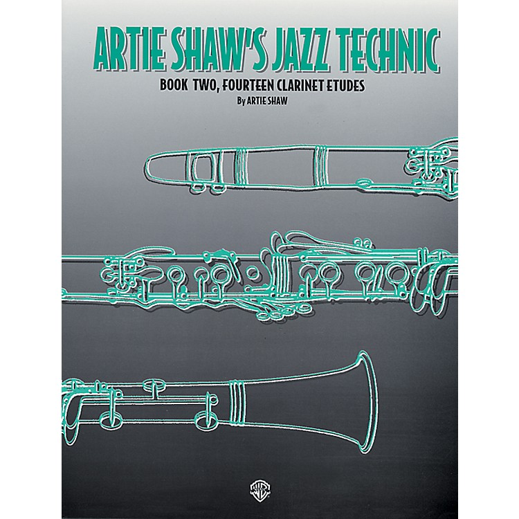 Alfred Artie Shaw's Jazz Technic Clarinet Book 2