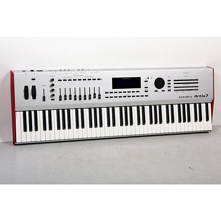 KurzweilArtis-7 76 Key Stage PianoSilver888365851921